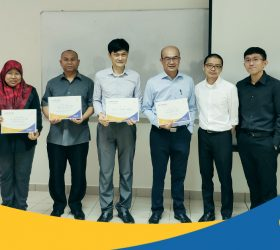 Completed the First Ecquaria Digital Service Lab in Brunei!