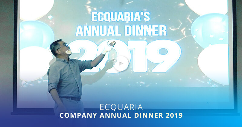 Ecquaria Company Annual Dinner 2019