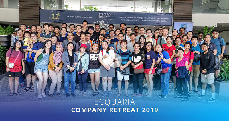Ecquaria Company Retreat 2019