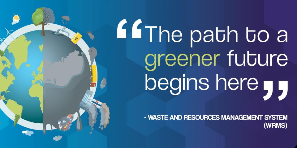 NEA WRMS - Path to Greener Future